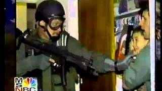 Download Elian Gonzalez seized from his Miami home, April 22, 2000 Video