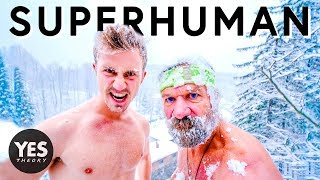 Download BECOMING SUPERHUMAN WITH ICE MAN - Wim Hof Video