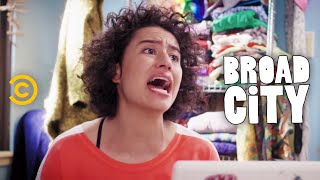 Download Hack Into Broad City - April Fools' Day - Uncensored Video