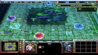 Download 魔獸爭霸3日常 金字塔大逃亡 一個極憨啊 Video