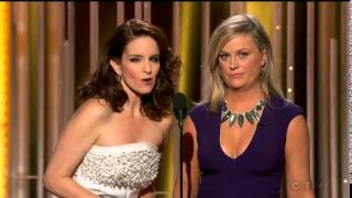 Download 2015 Golden Globes Funny Host Tina Fey and Amy Poehler Video