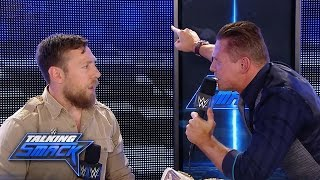 Download The Miz completely loses it in the face of GM Daniel Bryan: WWE Talking Smack, Aug. 23. 2016 Video