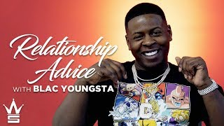 Download Blac Youngsta Confesses His Love For Lady Gaga!   Relationship Advice Video