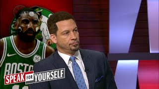 Download Chris Broussard on Kyrie's play in Celtics winning streak, Clippers struggles   SPEAK FOR YOURSELF Video