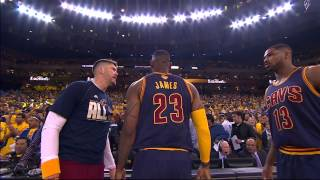 Download Finals All-Access: LeBron James and Draymond Green Mic'd Up Video