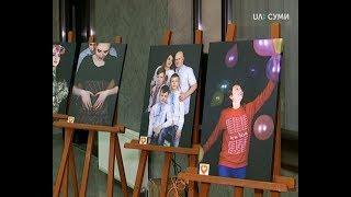 Download У Сумах представили виставу та фотографії, присвячені дням протидії насильству Video