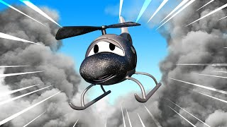 Download Tom the Tow Truck's Car Wash - Hector the Helicopter is Covered of Smoke - Car City ! Cars cartoon Video