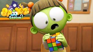 Download Spookiz | 217 | Rubik's Cube | (Season 2 - Episode 17) | Videos For Kids 스푸키즈 Videos For Kids Video