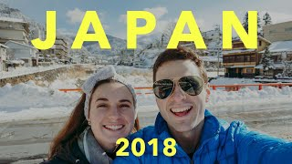 Download First trip to Japan! - Two weeks & three cities Video