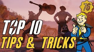 Download Fallout 76 TOP 10 TIPS & TRICKS: Guide #Fallout76 Video