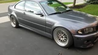 Download My 'new' 2002 E46 M3 Video