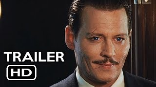 Download Murder on the Orient Express Official Trailer #1 (2017) Johnny Depp Drama Movie HD Video