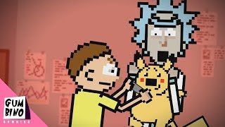 Download Rick and Morty in Pokemon (parody) Video