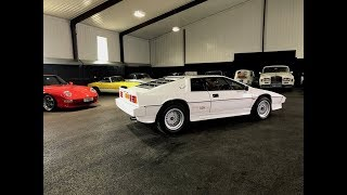 Download Lotus Esprit Turbo HC real-world review. Video
