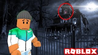 Download ESCAPE THE HAUNTED HOUSE IN ROBLOX Video
