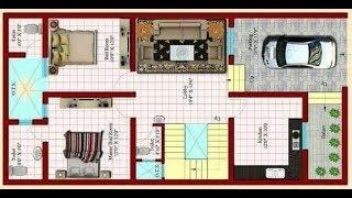 Download 25x50 home plan east facing | ghar ka naksha | RD Design Video