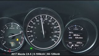 Download 2017 Mazda CX-5 | 0-100kmh / 0-60mph Acceleration Test | Review 3/4 Video