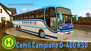 OMSI 2 - Mercedes Benz EN02 Citaro BVG (Berlin X10) Free Download