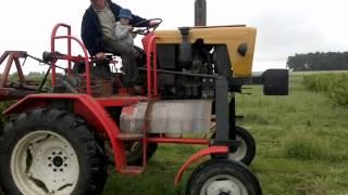 Download Ciągnik szczudłowy w intensywnej uprawie czarnej porzeczki Video