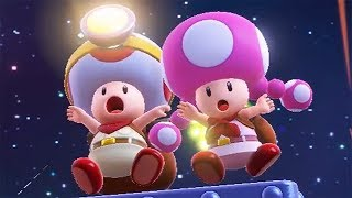 Download Captain Toad: Treasure Tracker 100% Walkthrough Part 3 - Book 3 (All Gems + Missions) Video