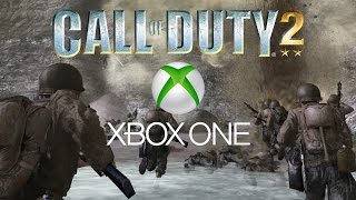 Download Call of Duty 2 Xbox One Gameplay Part 1 - OH THE MEMORIES Video