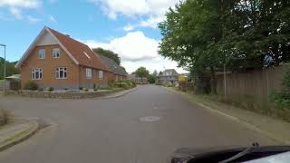 Download #2 - Countryside Backroads, Marguerite Route | Driving in Denmark Video