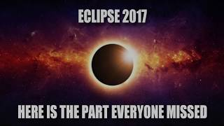 Download Eclipse 2017: Here is the Part EVERYONE Missed Video