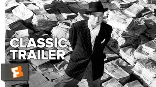 Download Citizen Kane (1941) Official Trailer #1 - Orson Welles Movie Video