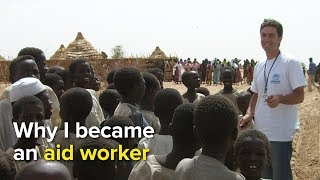 Download Why I became an aid worker - Adem Shaqiri, UNHCR Field Officer, Yemen Video