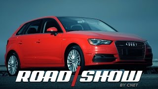 Download Audi's A3 e-tron: Isn't a Hot Hatch, It's an Electrifying One Video