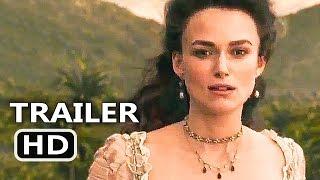 Download PIRATES OF THE CARIBBEAN 5 Elizabeth Swan Trailer (2017) Dead Men Tell No Tales, Disney Movie HD Video