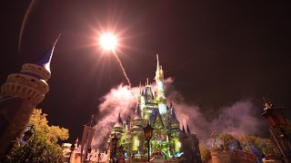 Download At Disney's Magic Kingdom For The ALL NEW Happily Ever After Fireworks Show! Video