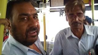 Download Without Ticket in Delhi DTC BUS Video