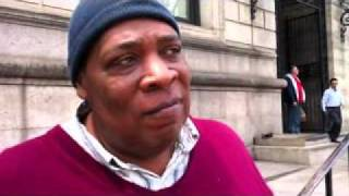 Download 55 year old Homeless Man carries 2 Masters Degrees ( Maurice Johnson ) Video