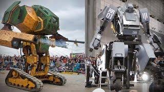 Download 7 ROBOT TERBESAR YANG ADA DI DUNIA NYATA Video