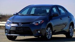 Download Car Tech - 2014 Toyota Corolla LE Eco Video
