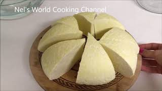 Download From milk to cheese in 10 minutes, without rennet! - How to Make Cheese at Home - Easy Cheese Recipe Video