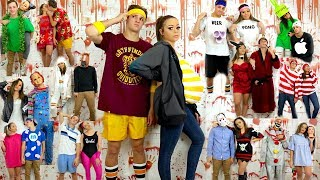 Download 15 Last Minute Couples Halloween Costumes! | Krazyrayray Video