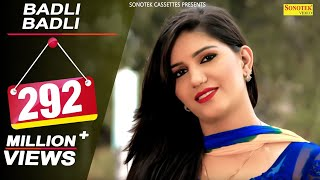 Download Badli Badli Laage | Sapna Chaudhary | Vickky Kajla | New Haryanvi Song 2018 | Latest Haryanvi Songs Video