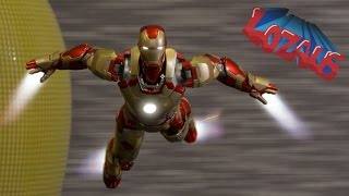 Download IRONMAN Stop Motion Action Video Part 2 Trailer Video