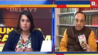Download Subramanian Swamy Reacts On #SunandaForensicMail | Exclusive Video