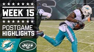 Download Dolphins vs. Jets | NFL Week 15 Game Highlights Video