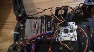Download Radiolink AT9 Bind and SBus procedure. Video