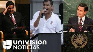 Download Así reaccionan líderes latinoamericanos ante la muerte de Fidel Castro Video
