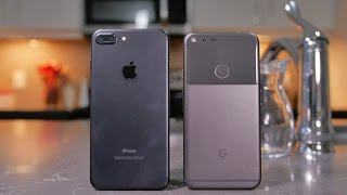 Download iPhone 7 Plus vs Pixel XL || Fanboys Will Be Pissed! Video