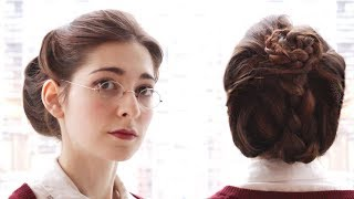 Download An Everyday Victorian-Style Updo Video