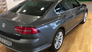 Download 2016 Passat 1.6Tdi Highline with Sports Pack Video