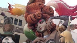 Download Falla Plaza Del Pilar - Las Fallas 2015 de Valencia Video