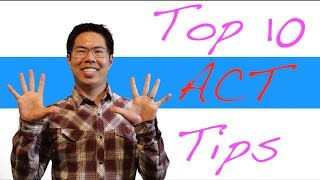 Download 10 ACT Prep Tips, Tricks, and Strategies to Skyrocket Your ACT Score Video