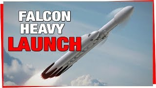 Download SpaceX Falcon Heavy Test Flight - Launch and Landing Video